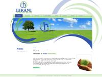 Welcome to Hirani Industries - Home
