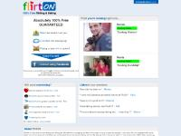 Free Dating and Flirting - FlirtON