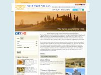 Villas in Tuscany & Florence,Italy:Accommodation,Vacation Rentals,Apartments For Rent