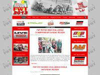 Schedules, Rotax Schedule, Formula Kart Schedule, Rotax Classes