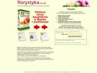 Florystyka - bukiety, kompozycje, ukladanie kwiatow