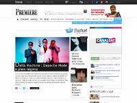 """Fluctuat : Actu et chroniques : un Å""""il sur la Pop culture"""