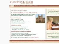 fluencyinenglish.com fluency, english, intensive
