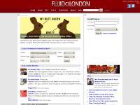 London Bars, London Restaurants, London Pubs - Fluid London