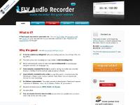 FLV Audio Recorder