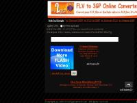 FLV to 3GP Online Converter - Convert YouTube's videos to 3GP fast and free