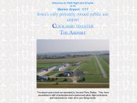 fly-iowa.com airport, airports, Iowa
