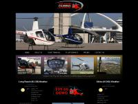 Helicopter Flight Pilot Training School Aircraft Sales California CA