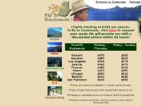 flytoguatemala.com Packages, Hotels