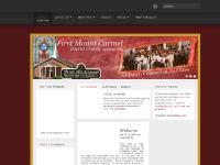 First Mt. Carmel Baptist Church