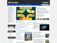 Fermilab | Home