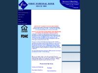 First National Bank of Arenzville - Home Page
