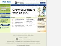 fnbbank.com Education Center, ATM/Office Locator, Rewards