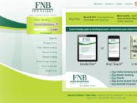 Oshkosh, First Time User?, Mortgage Center, Business Banking