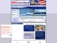 First National Bank Mid-Cities