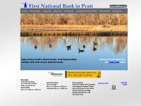 First National Bank in Pratt