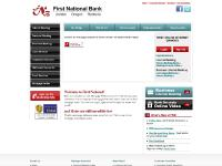 Business Internet Banking, Personal Banking, Checking, Savings/ Money Market