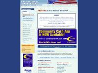 First National Bank USA - Home