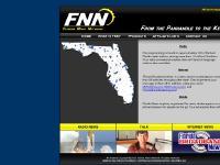 Florida News Network Florida radio advertising public awareness network radio public service