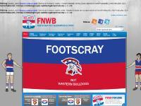 Footscray Not Western Bulldogs