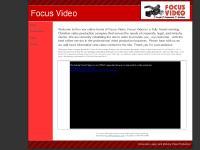 focusvideo - Focus Video
