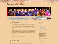 Orchestra in Folkus