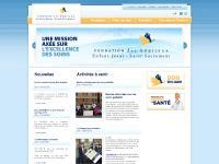 Fondation des hôpitaux Enfant-Jésus - Saint-Sacrement