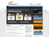 Tävla och vinn 30 000 kr i Fondspelen 2011 | Fondspelen