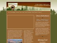 Fontana Village Resort. Your Great Smoky Mountain Destination. Fontana Dam, NC
