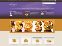 Cheddabowls, Filocrowns, Tortilla Shells, Short Pastry
