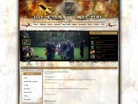 Fools and Heroes: LARP in the UK