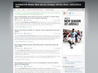 footballkitnews.com