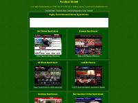 footballstreet.com Football Street , online football, sports