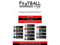 Football Stuff - Kits, equipment, goals, nets and training equipment and accessories