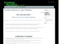 Footsteps Marketing | Leaflet Distribution - Footsteps Marketing | Leaflet Distribution