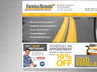 Foreign Accents | Trusted Automotive Service