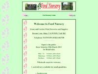 FORD NURSERY - Home
