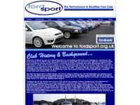 FordSport - The Performance and Modified Ford Club