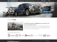 Ford Work Solutions – Crew Chief powered by Telogis