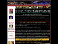 foreignprisoners.com prisoners,thailand,Expendable Project