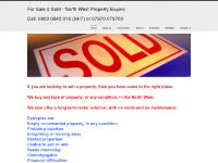 For Sale 2 Sold - North West Property BuyersCall: 0800 0845 016 (24/7) or 07970 079700 - Home