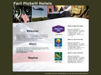 Hotels near Fort Pickett