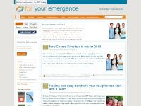 For Your Emergence • Supporting Your Emergence