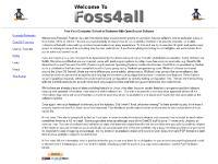 foss4all.co.uk Linux,