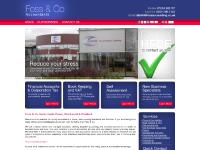 Foss & Co Accountants Essex, Accountant Brentwood, Romford