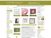 fotoalben-discount.de FOTOALBEN DISCOUNT, Bilderrahmen, Rahmenformate