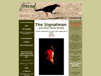 foundtheatre.org.uk signalman, igcse, gcse