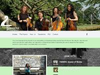 Four Seasons String Quartet | String Quartet based in Devon for Concerts, Weddings