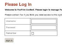 FoxFilm Content