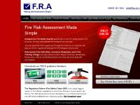 Fire Risk Assessment - The Simple Way